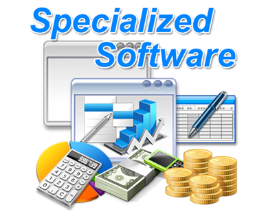 Specialized Softwares